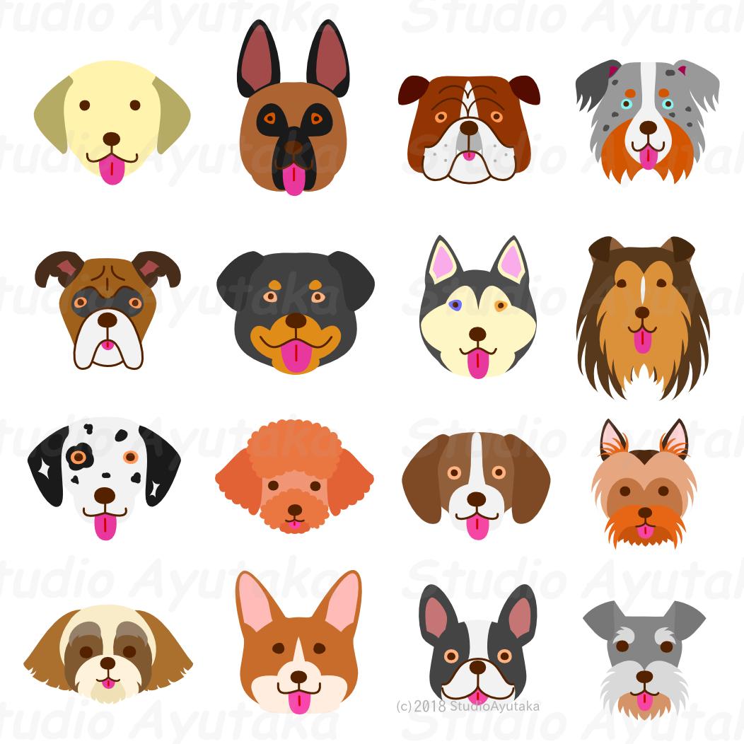 犬たち/Dogs